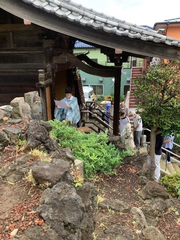 浅間神社山開き